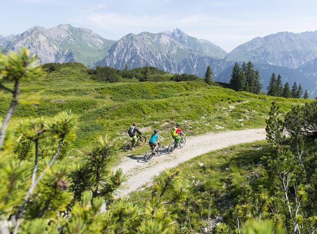 Gef. E-Bike- / MTB-Tour